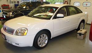 2008 Mercury Sable Exterior