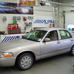 2011 Mercury Grand Marquis Exterior