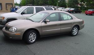 2004 Mercury Sable GS Exterior