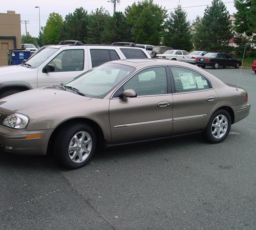 2005 Mercury Sable LS Exterior