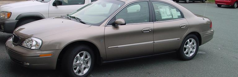 2005 Mercury Sable GS Exterior