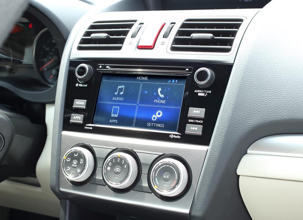 Upgrading the Audio in a 2015 Subaru XV Crosstrek