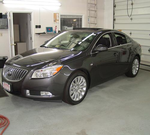 2011 Buick Regal Exterior