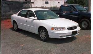 2004 Buick Regal Exterior