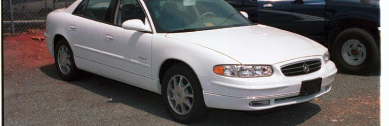2002 Buick Regal Exterior