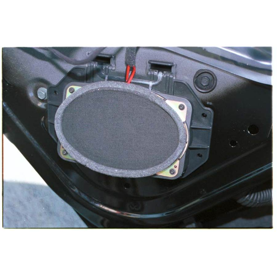 2000 Oldsmobile Alero Front door woofer