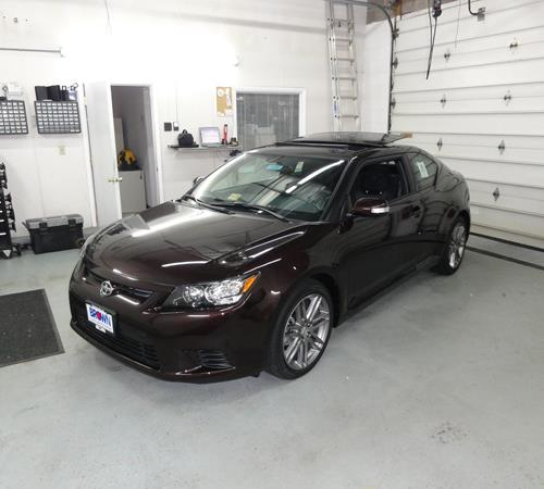 2012 Scion tC Exterior