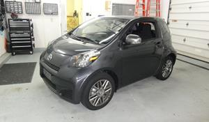 2014 Scion iQ Exterior