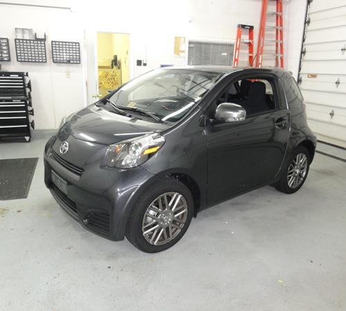 2012 Scion iQ Exterior
