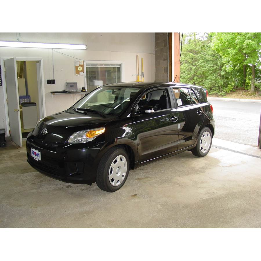 2008 Scion xD Exterior