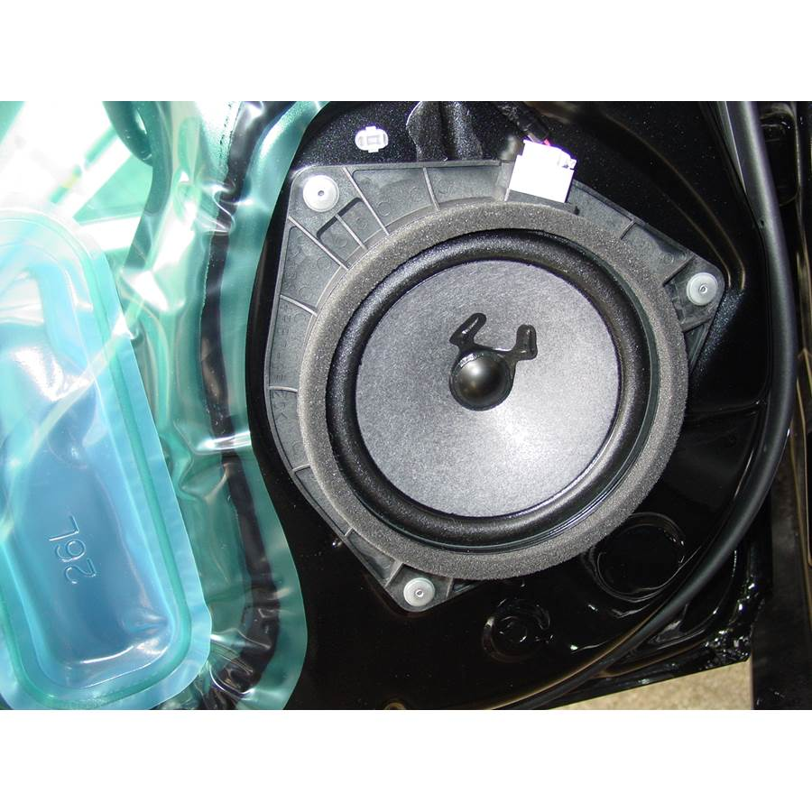 2008 Scion xD Rear door speaker