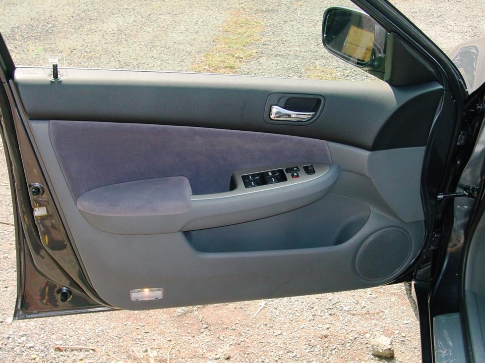 honda accord front door
