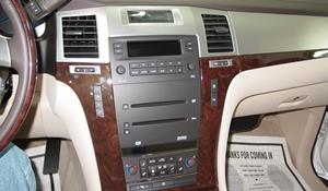 2009 Cadillac Escalade EXT Factory Radio