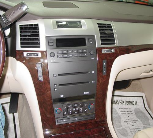 2013 Cadillac Escalade EXT Factory Radio