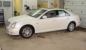 2007 Cadillac STS Exterior