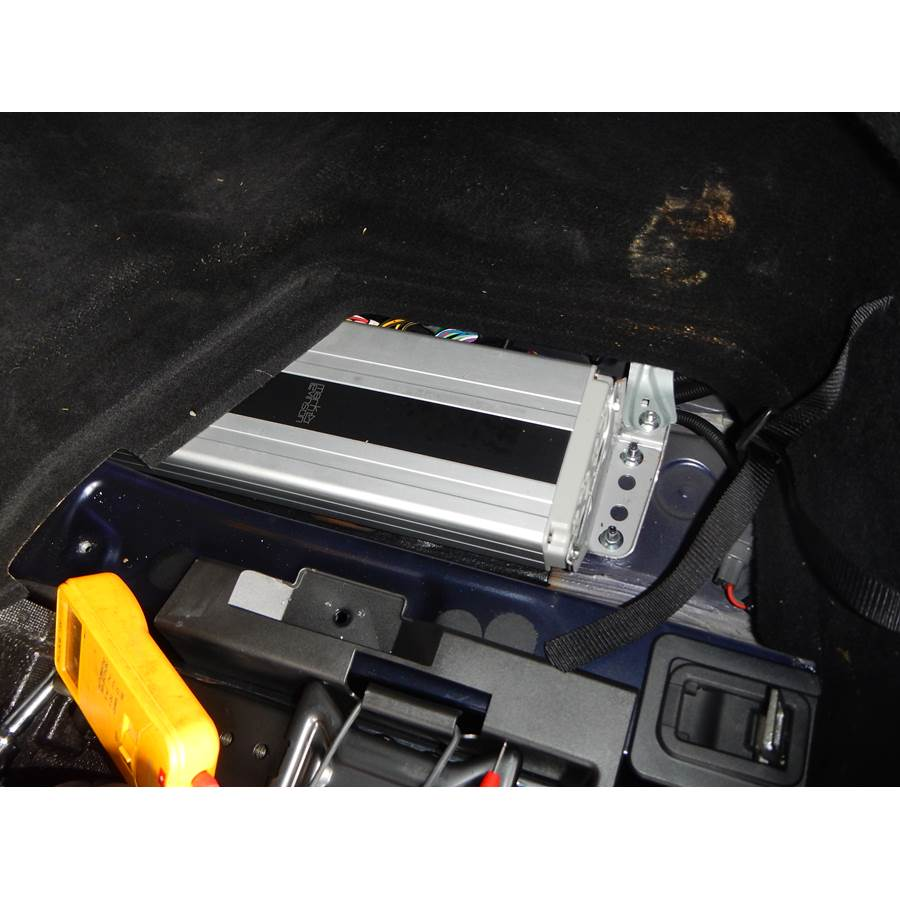 2011 Lexus LS600hL Factory amplifier