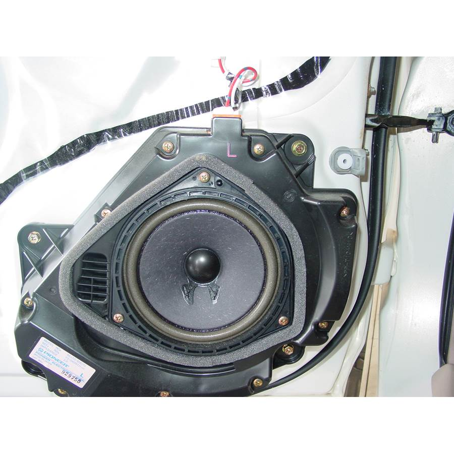 1998 Lexus LX470 Rear door speaker