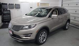 2016 Lincoln MKC Exterior