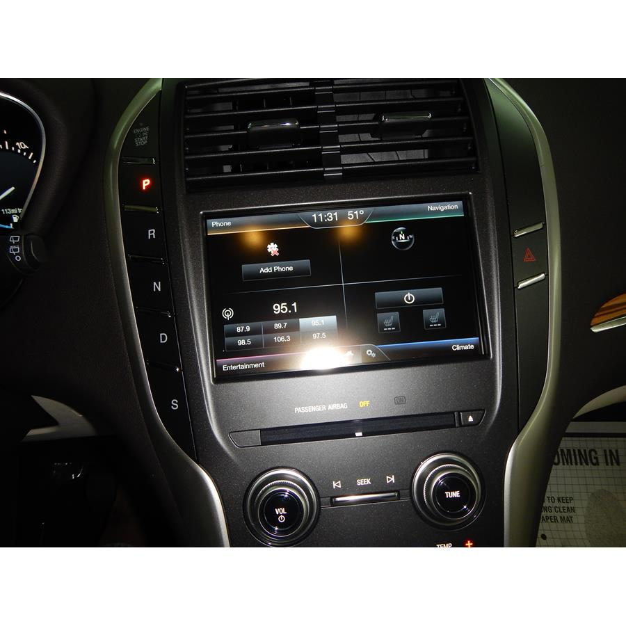 2017 Lincoln MKC Factory Radio