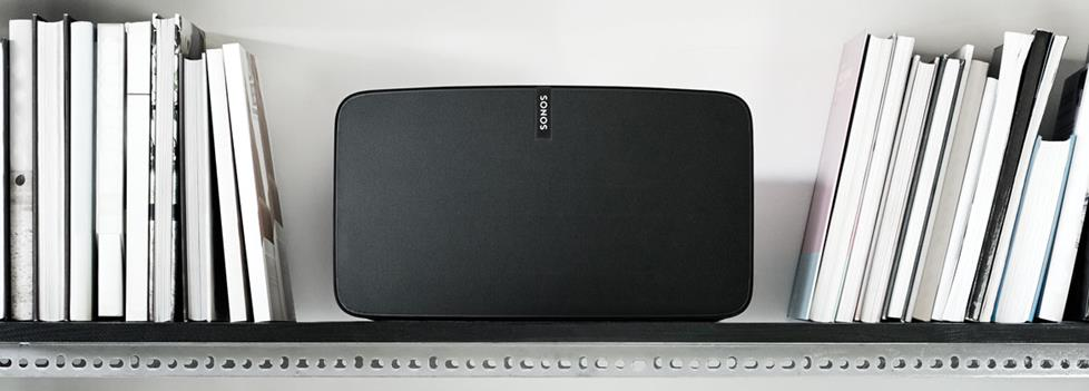 New Sonos PLAY:5.