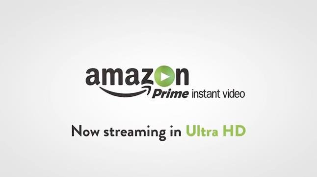 Amazon Prime Instant Video in Ultra HD