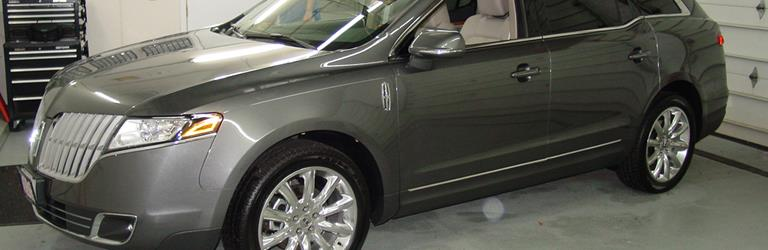 2017 Lincoln MKT Exterior