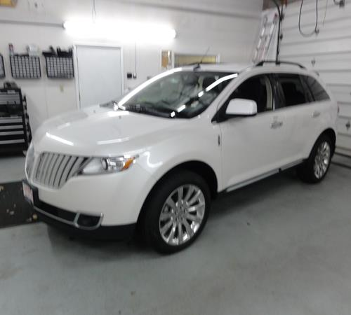 2015 Lincoln MKX Exterior