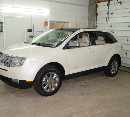 2008 Lincoln MKX Exterior