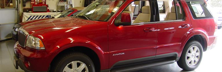 2003 Lincoln Aviator Exterior