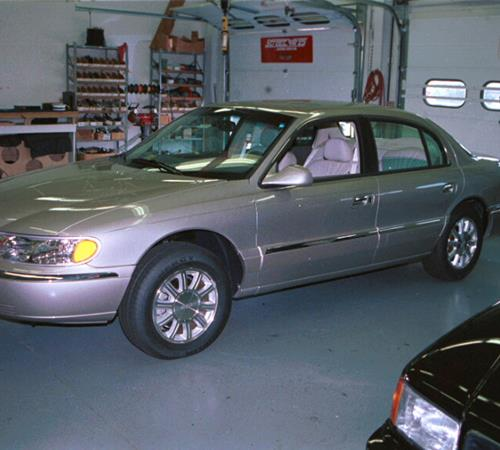 1999 Lincoln Continental Exterior