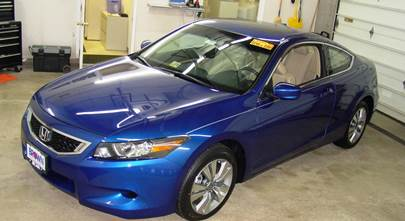 2008-2012 Honda Accord coupe