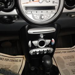 2014 MINI Clubman Factory Radio