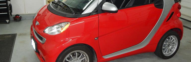 2013 Smart fortwo Exterior