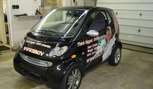 2003 Smart fortwo Exterior