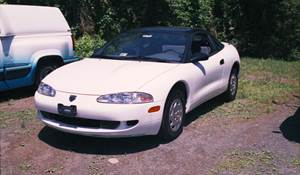 1997 Eagle Talon Exterior