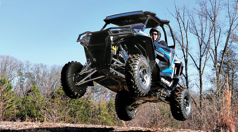 Polaris RZR ATV