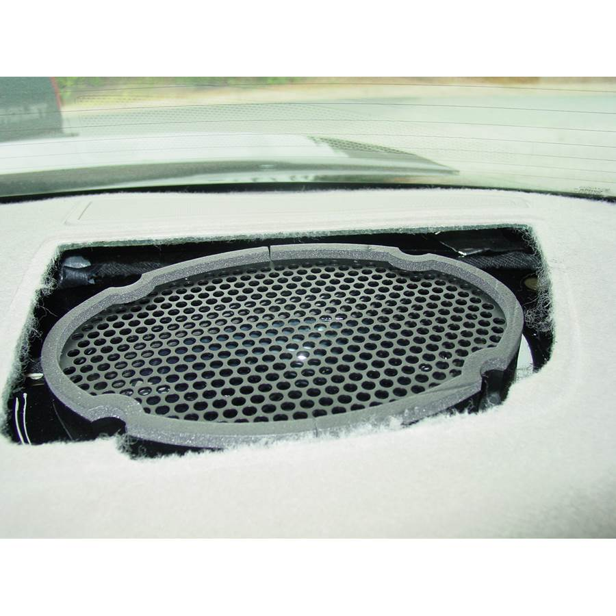 2012 Ford Fusion Rear deck speaker