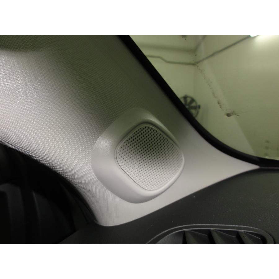 2016 Chevrolet Cruze Limited Front pillar speaker location