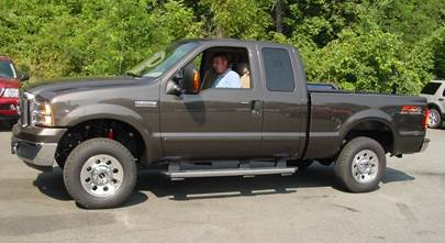 2005-2007 Ford F-250 and F-350