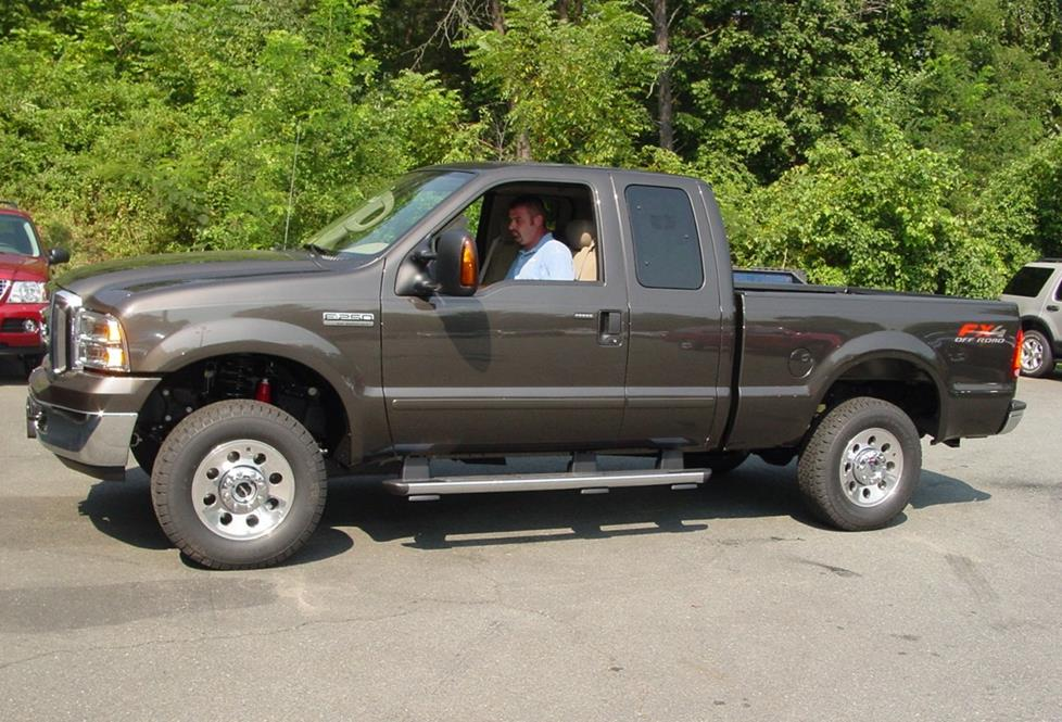2009-2012 ford f-250