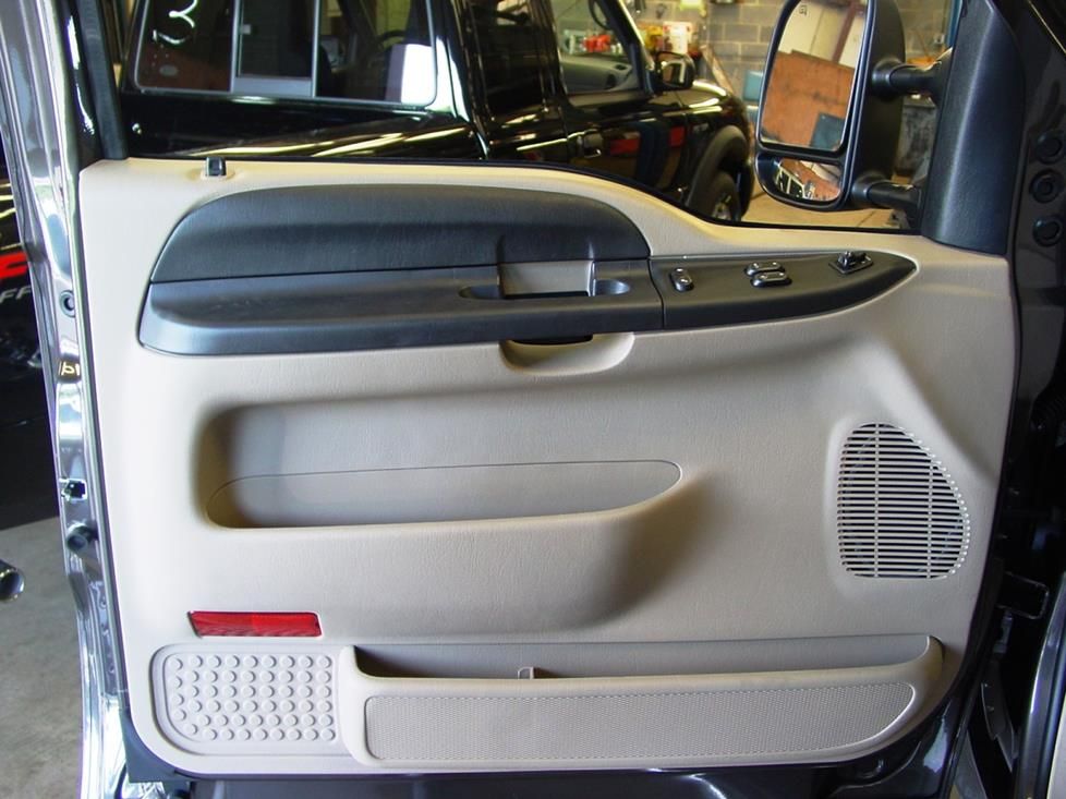 ford f-250 f-350 front door