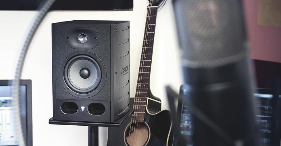 Studio montitors can be used for home audio, too