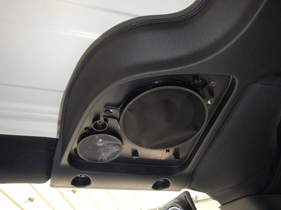 jeep wranger soundbar speakers