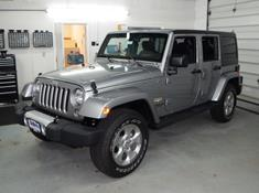 2015-2017 Jeep Wrangler and Wrangler Unlimited