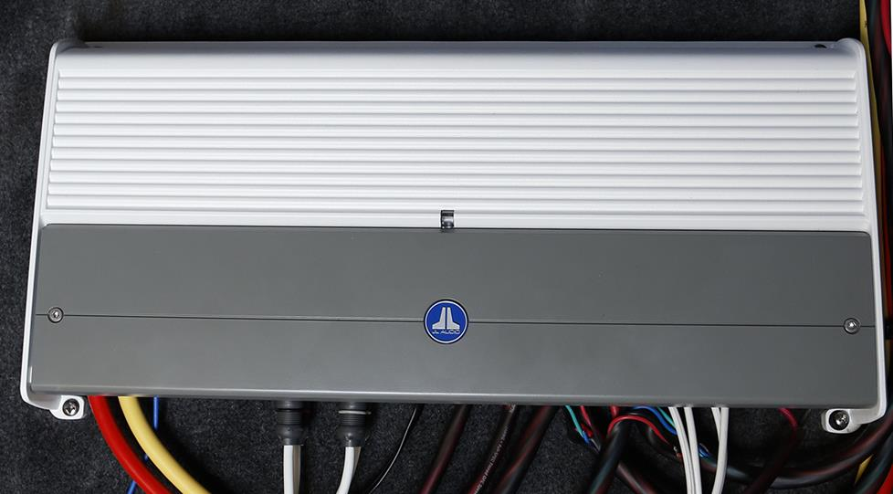 JL Audio marine amplifier