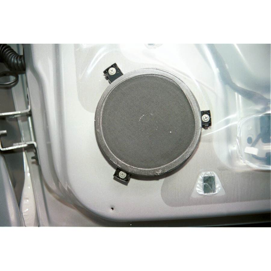 1999 Dodge Dakota Front door woofer