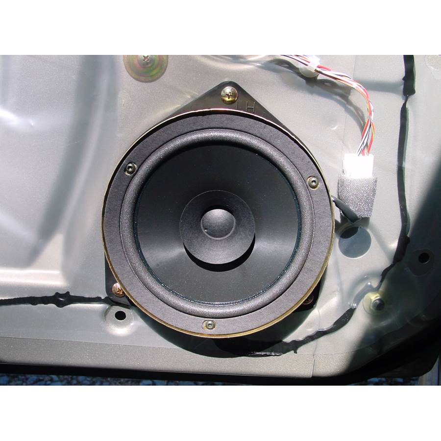 2001 Subaru Outback Front door woofer