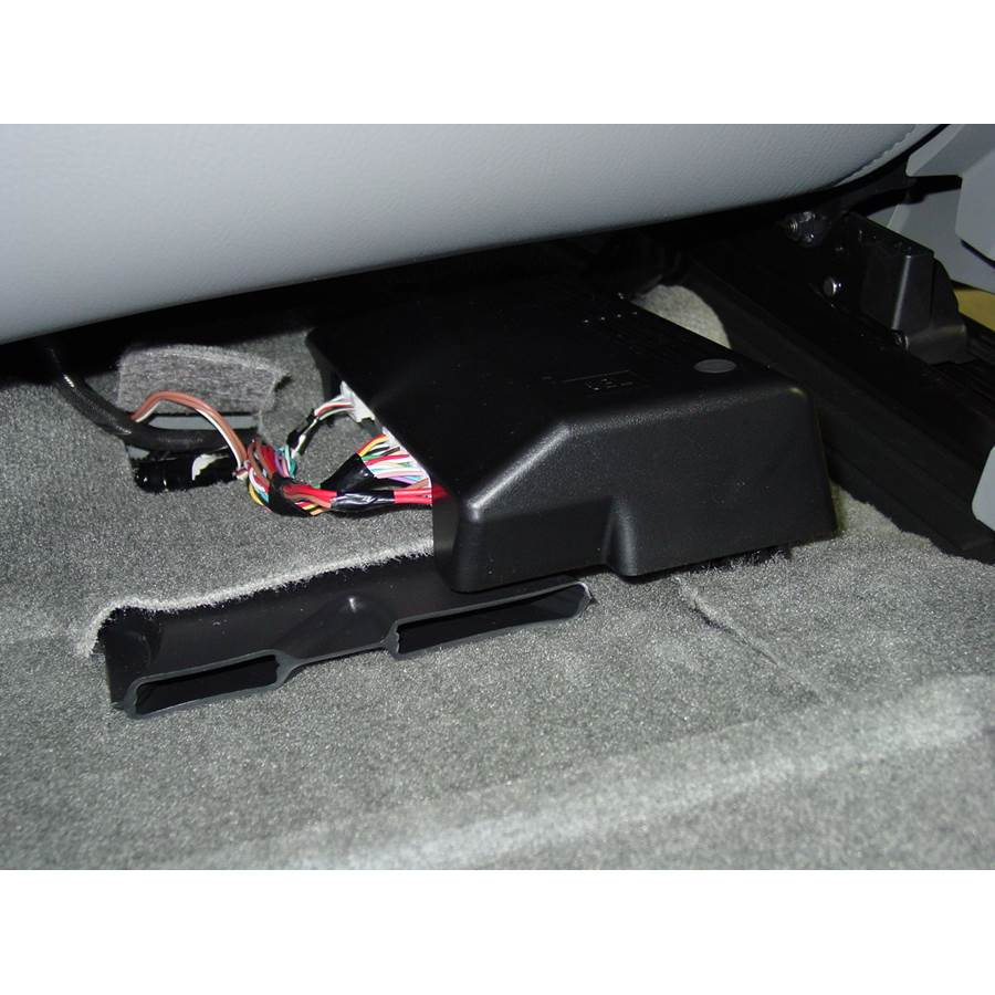 2014 Toyota Sequoia Factory amplifier
