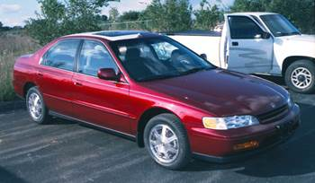 1994-1997 Honda Accord