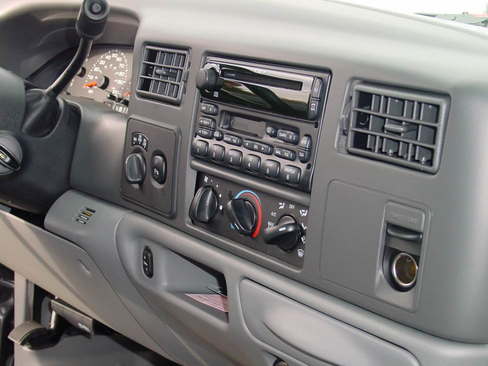 Upgrading the Stereo System in Your 1999-2004 Ford F-250 ...